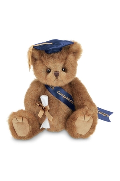 The Bearington Collection Graduation Teddy Bear - Alternate List Image