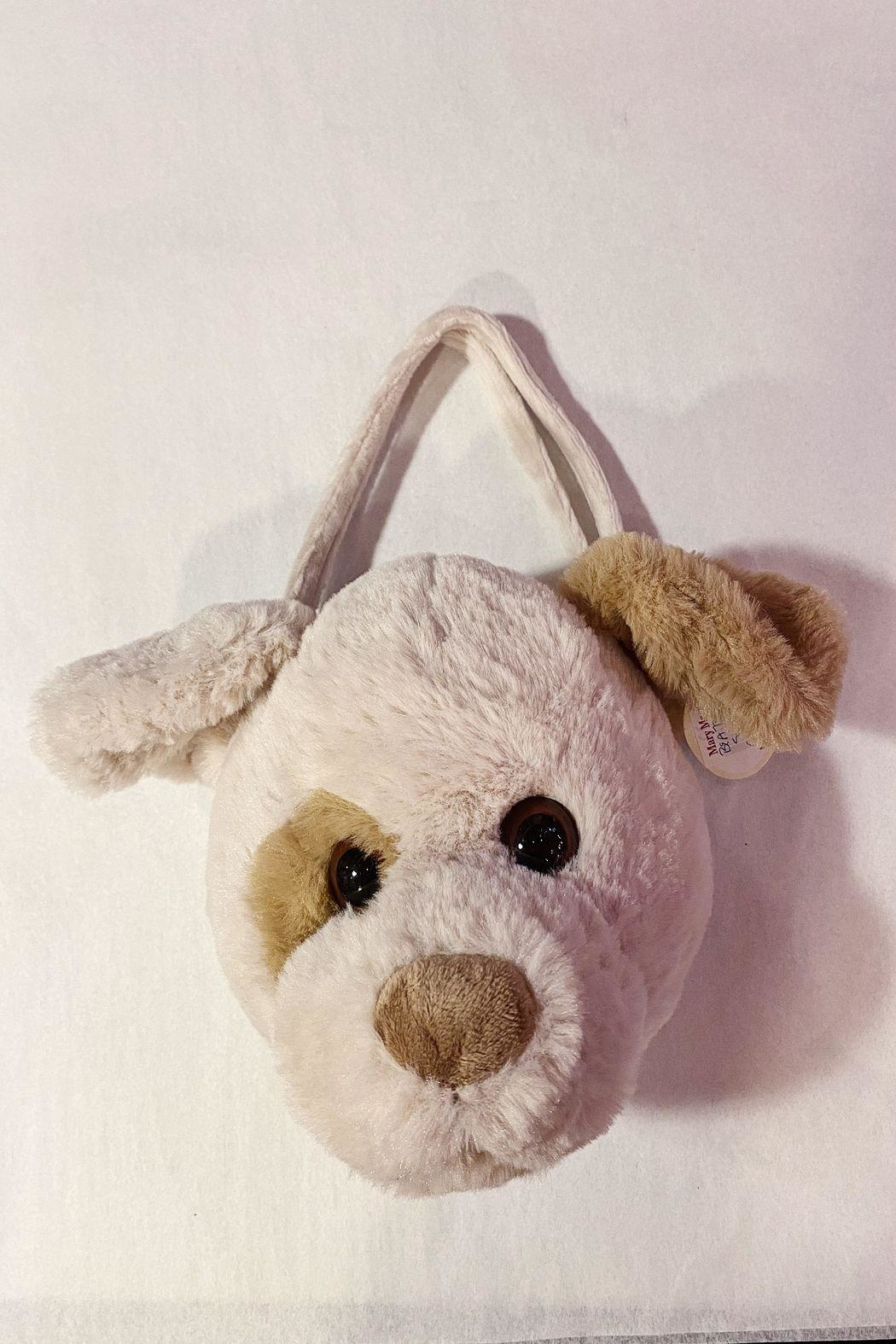 """The Bearington Collection """"Spot"""" The Puppy Purse - Front Full Image"""