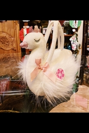The Bearington Collection Swan Purse - Front cropped