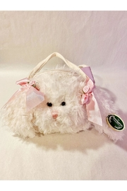 The Bearington Collection The White Bunny Purse - Product Mini Image
