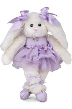 The Bearington Collection Twirlina Ballerina Bunny - Alternate List Image