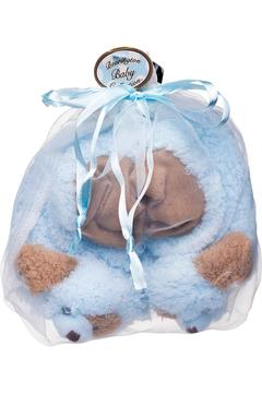 The Bearington Collection Waggles Baby Booties - Alternate List Image
