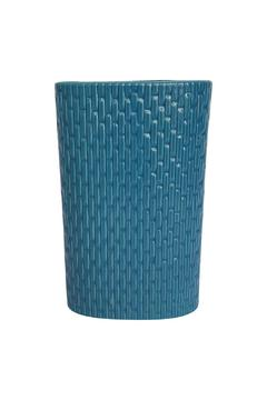The Birch Tree Furniture Blue Vase - Alternate List Image