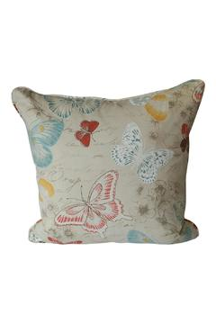 Shoptiques Product: Butterfly Pillow