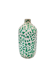 The Birch Tree Furniture Emerald Leopard Vase - Product Mini Image