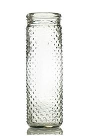The Birch Tree Furniture Hobnail Jar Extra Large - Front cropped