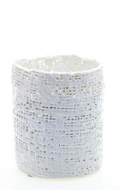 The Birch Tree Furniture Nalia Vase - Front cropped