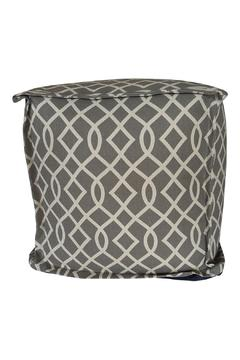 The Birch Tree Furniture Pouf Cushion - Alternate List Image