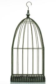 The Birch Tree Furniture Rust Birdcage Large - Front cropped