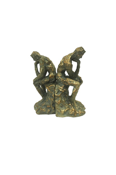 Shoptiques Product: Thinking Man Bookends
