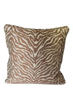 The Birch Tree Furniture Zebra Pillow - Alternate List Image