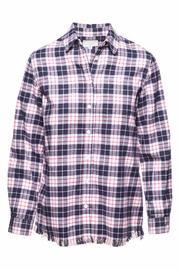The Blue Shirt Shop Mercer And Spring Top - Product Mini Image