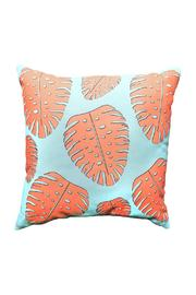 The Blush Label Dorado Aqua Pillow - Product Mini Image