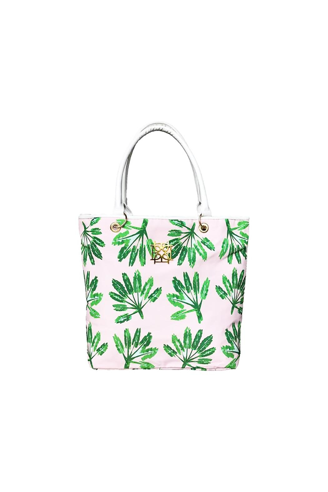 The Blush Label Littlepalms Beach Bag - Main Image