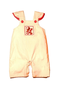 Shoptiques Product: Gingerbread Girls Romper
