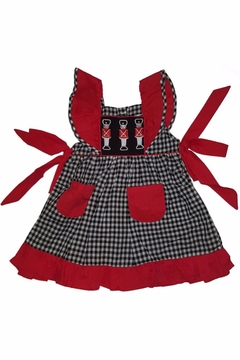 Shoptiques Product: Nutcracker Pinafore Dress