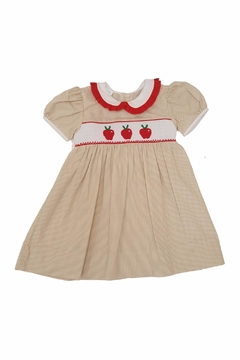Shoptiques Product: Smocked Apple Dress