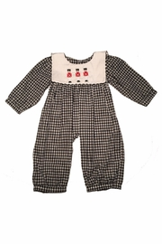 The Bubble Bee Vintage Nutcracker Onesie - Product Mini Image