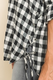 The Butik Gingham Button Down - Other