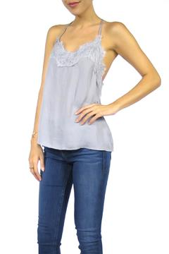 The Butik Lacey Racer Cami - Product List Image