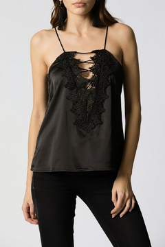 The Butik Sexy Lace Cami - Product List Image