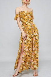 The Butik Summer Fling Maxi - Front cropped