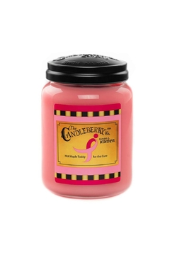 Shoptiques Product: Candle Berry Hot Maple