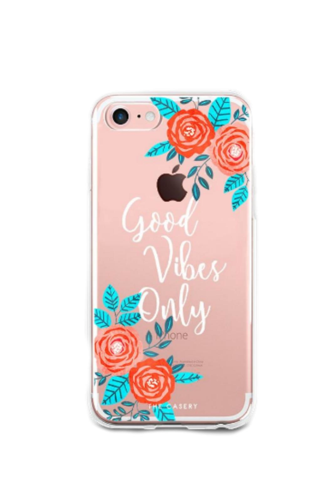 THE CASERY Vibes iPhone 7 Case - Main Image