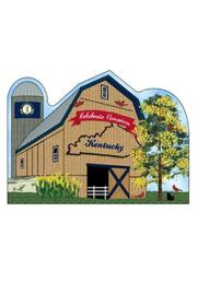 The Cats Meow State Barn: Kentucky - Product Mini Image