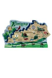 The Cats Meow State Map: Kentucky - Product Mini Image