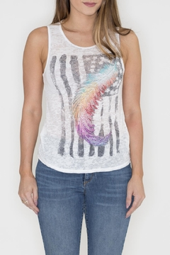 The Classic American Feather Tank - Product List Image