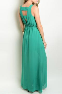 The Clothing Co Emerald Maxi Dress - Alternate List Image