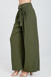 The Clothing Co High Waist Pants - Side cropped