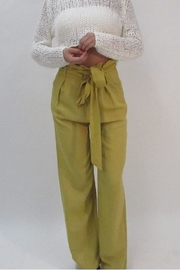 The Clothing Co High Waisted Pants - Product Mini Image