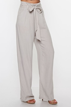 The Clothing Co High Waisted Pants - Alternate List Image