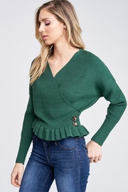 The Clothing Co Knit Sweater Top - Side cropped