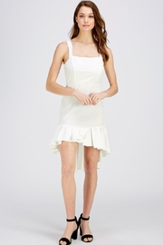 The Clothing Co Open Back Dress - Front full body