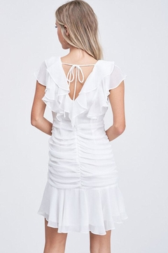 The Clothing Co Ruffle Mini Dress - Alternate List Image
