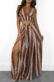 the clothing company Halter Neck Top - Product Mini Image