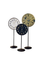 The Country House Collection Old Clock Face - Front cropped