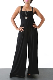 The Disco Dolls Studio Diane Wide Leg Jumpsuit - Product Mini Image