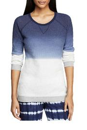 The Dressing Room Blue Ombre Thermal - Product Mini Image