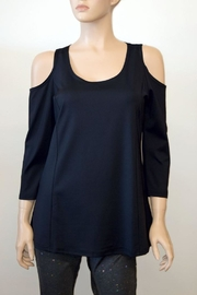 The Dressing Room Cold Shoulder Techno - Front cropped