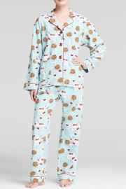 The Dressing Room Cookie Printed Pajamas - Product Mini Image