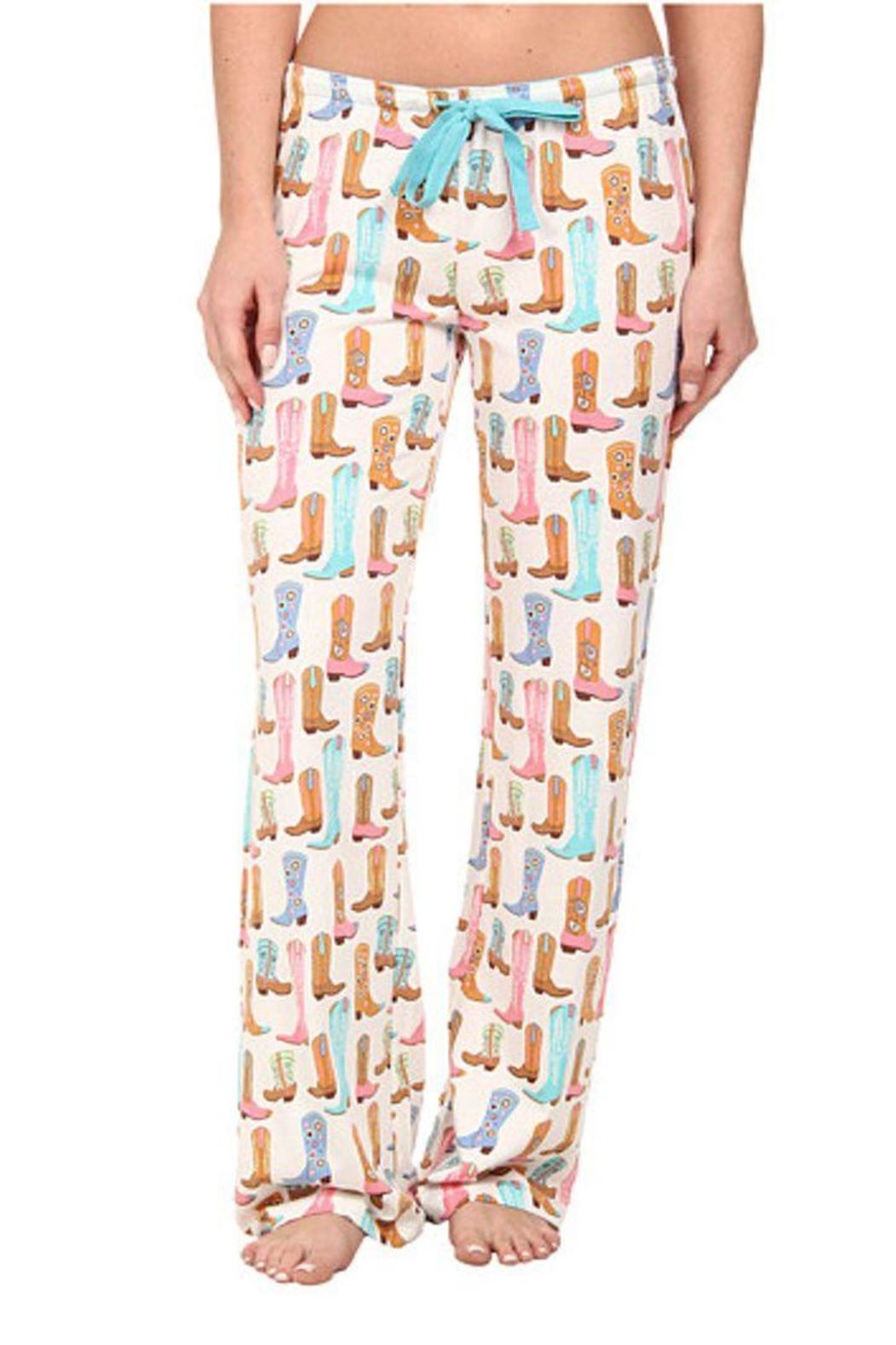 The Dressing Room Cowboy Boot Bottoms - Main Image