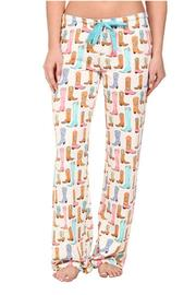The Dressing Room Cowboy Boot Bottoms - Front cropped