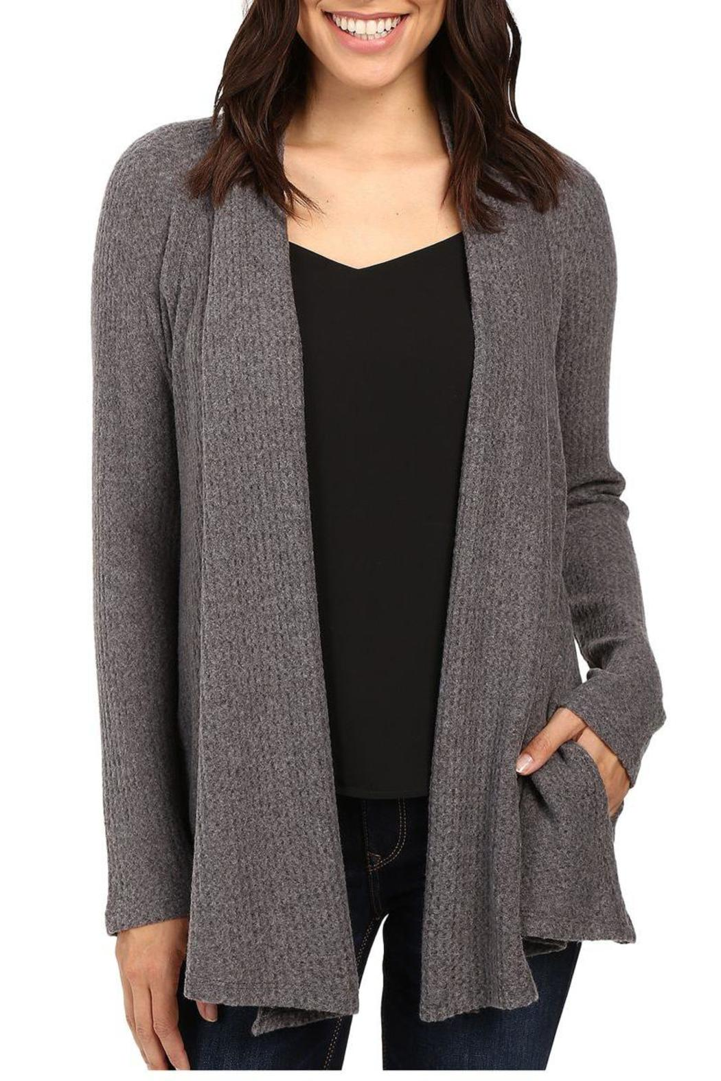 The Dressing Room Soft Knit Cardigan - Front Cropped Image