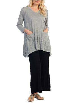 Shoptiques Product: Crushed 2 Pocket Tunic