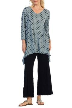 Shoptiques Product: Crushed Dot Tunic
