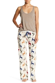 The Dressing Room Deer Print Bottoms - Product Mini Image